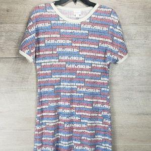 LuLaRoe Full Length Dress NWOT